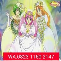 Jual Dvd Anime WEDDING PEACH LENGKAP