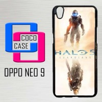 Casing Hardcase Hp Oppo Neo 9 Halo 5 Guardians X4152
