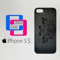 Casing Hardcase Hp iPhone 5s Harley Skull Wallpaper X4488