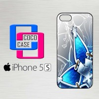 Casing Hardcase Hp iPhone 5s Kingdom Hearts Aqua Wayfinder X4536