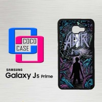 Casing Hp Samsung Galaxy J5 Prime Music A Day To Remember X4167