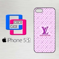 Casing Hardcase Hp iPhone 5s louis vuitton logo X4434