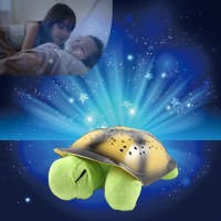 Turtle Night Sky Sleep Lamp - Lampu Tidur Proyektor Kura-Kura