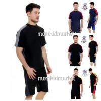 Baju Renang Pria Ukuran 4L (XXXL) dan 5L (XXXXL) DV-DW-AB-J 009