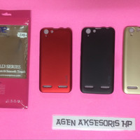 Case UME Emerald Lenovo Vibe K5 Plus A6020 Softjacket Anti Baret