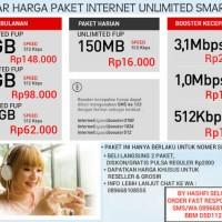 LIST HARGA PAKET KUOTA INTERNET UNLIMITED SMARTFREN (2)