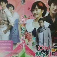 drama korea oh my Lady