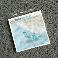 Jual Buku Perfect Match kerajinan tangan earring handmade