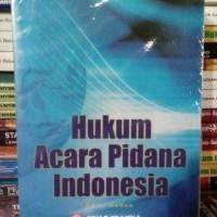 HUKUM ACARA PIDANA INDONESIA - ANDI HAMZAH
