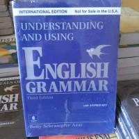 UNDERSTANDING AND USING ENGLISH GRAMMAR ed 3 & Answer Key - BETTY AZAR