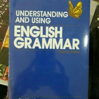 UNDERSTANDING AND USING ENGLISH GRAMMAR ed 2 - BETTY AZAR