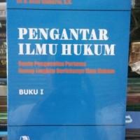 Jual PENGANTAR ILMU HUKUM BUKU 1 - MOCHTAR  Murah