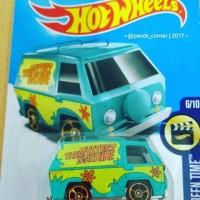 Hot Wheels The Mystery Machine - Scooby-Doo!