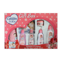 Cusson Baby Gift Box - Pink