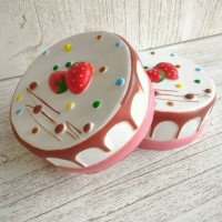 Jual Squishy Strawberry Candy B'Cake Murah