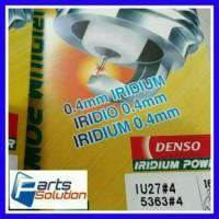 Busi Iridium New Vario 125 -150 eSP DENSO IU27