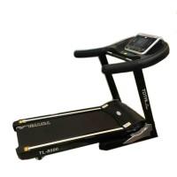 Treadmill Elektrik Tl-8080 Motor 3 Hp Total Health Gym