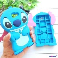 Samsung J5 Prime 3D Stitch Soft Case Karakter Silikon Silicon Disney