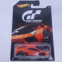 Hot Wheels / Hotwheels Lamborghini Aventador LP 700-4 Grand Turismo