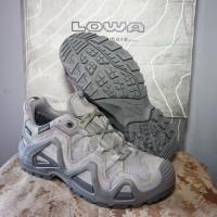 Sepatu LOWA Zephyr GTX LO AF (Grey)