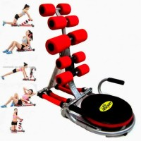 Alat Fitness Alat Sit up AB ROCKET (Assembly Instructions)
