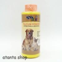 Lala pet - talcum powder 100 gr - Antibacterial & Antifungal