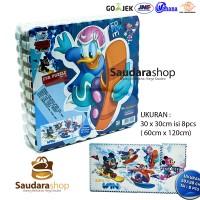 Evamat / Evamats / Playmat Puzzle karpet Donnal Duck / Evamat Disney