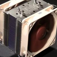Noctua NH-U12P SE2 Quiet Air CPU Cooler 2 X 120mm / 12cm Fan HSF