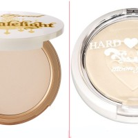 Hard Candy Moon Glow Pressed Powder DUPE Too Faced Candlelight
