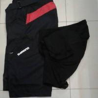Celana Peding Pisah Ukuran M Warna Merah