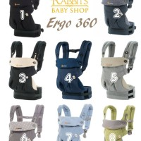 Ergo baby 360 Baby Carrier - 4 posisi