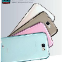 soft case Samsung galaxy Note 2 softcase casing silicon TPU ultrathin