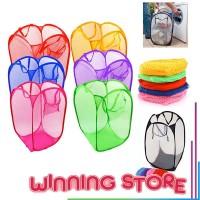 Keranjang Baju Lipat Praktis (Laundry Basket)