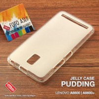 Soft Jelly Case Lenovo A6600 Plus A6600+ Gel Silikon Softcase Casing