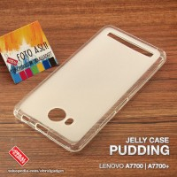 Soft Jelly Case Lenovo A7700 Plus A7700+ Gel Silikon Softcase Casing