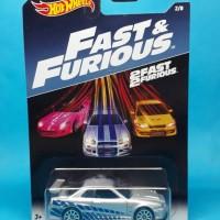 FAST N FURIOUS NISSAN SKYLINE GT-R (R34)