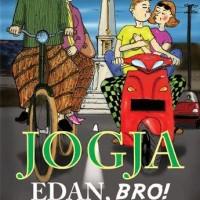 Jogja Edan, Bro! oleh Ridho 'Bukan' Rhoma