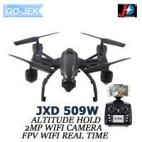 Quadcopter RC JXD 509W PIONEER UFO FPV WIFI REAL TIME HD Kamera