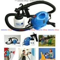 Mesin Semprot Cat Paint Zoom / Semprotan Cat Portable / Spray Gun