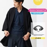 Modern Samurai Coat