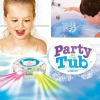 New: Party In The Tub ~ Lampu Warna Warni Pesta Mandi Anak