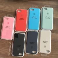 iPhone 7 7 PLUS Silicone Case Original Silicon By Apple Hardcase