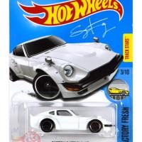 Custom Datsun 240Z PUTIH / WHITE FuguZ - Hot Wheels HW Hotwheels