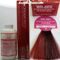 MATRIX WONDER.RED 6RV DARK BLONDE INTENSE RED VIOLET 50ML LEVEL-6