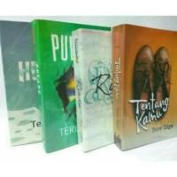 Paket Novel Karya Tere Liye: Hujan, Pulang, Rindu, Tentang Kamu.