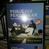 Psikologi pendidikan edisi 5 buku 1 by Jhon w santrock