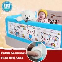 Baby bedrail Protection Pagar pelindung Ranjang Bayi 180 CM