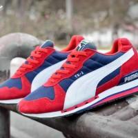 Sepatu Casual Sneakers Pria Sepatu Puma TX 3