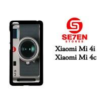 Casing HP Xiaomi Mi4i, Mi4c leica m9 Custom Hardcase Cover