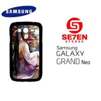 Casing HP Samsung Grand Neo Geisha anime Custom Hardcase Cover